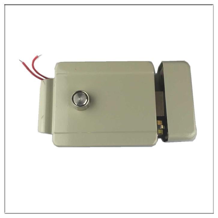 喷漆单头电控锁